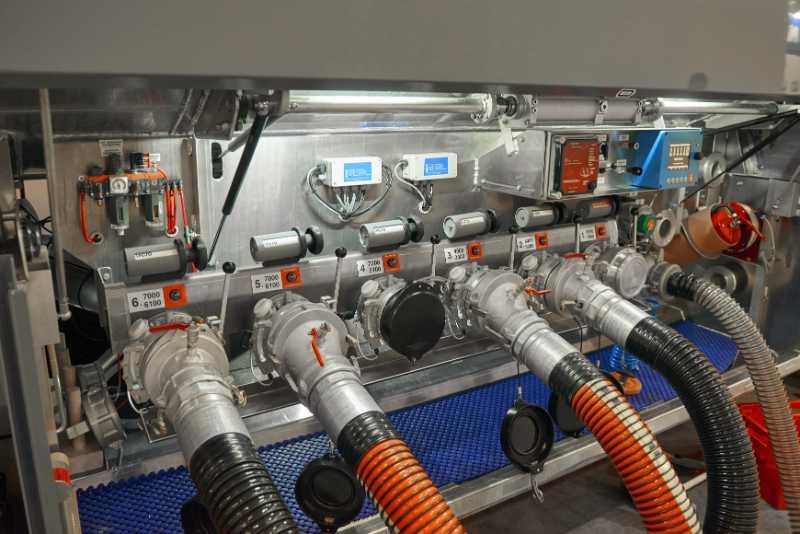 Composite hoses from Hose Heaven Linden, NJ
